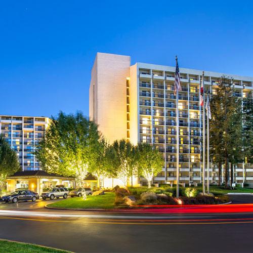 2 Santa Clara Marriott Hotel