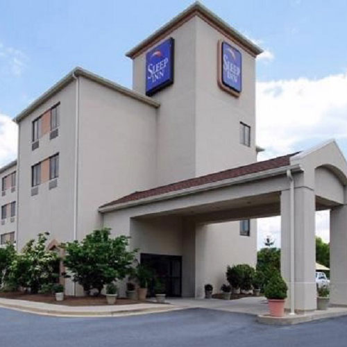 5 sleep inn - Hilton Garden Inn Frederick Md