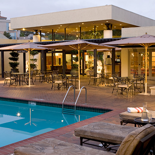 3 Sheraton Palo Alto Hotel