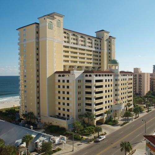Myrtle Beach Camelot Hotel The Best Beaches In World