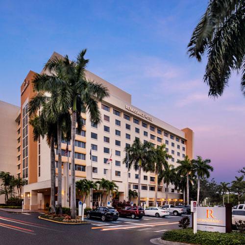 2 Renaissance Fort Lauderdale Plantation Hotel