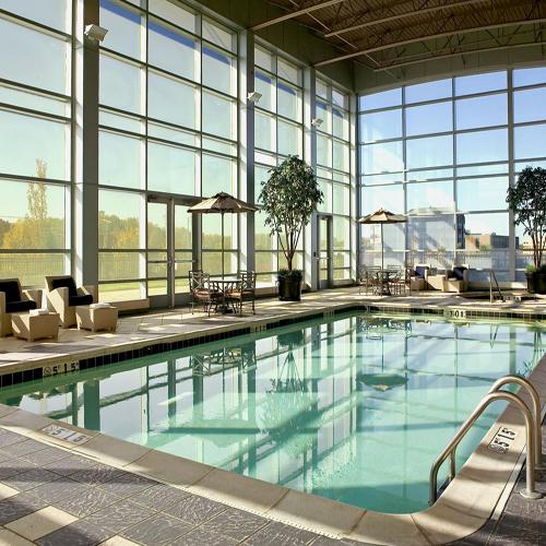3 Sheraton Overland Park Hotel