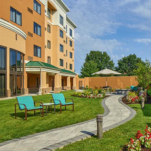 5. Courtyard By Marriott Philadelphia Langhorne. 5 E Cabot ...