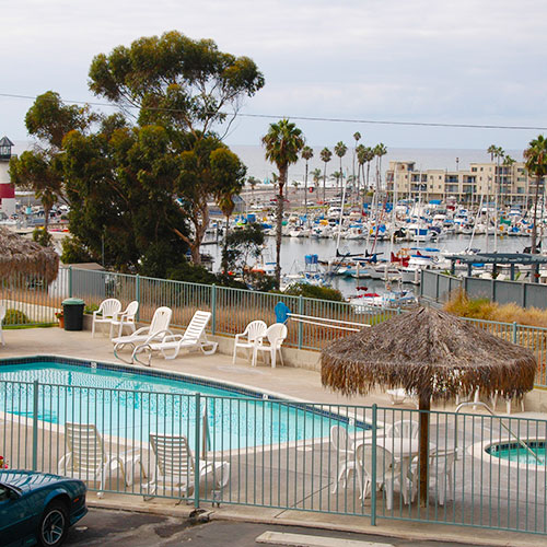 Great 4. Days Inn Oceanside
