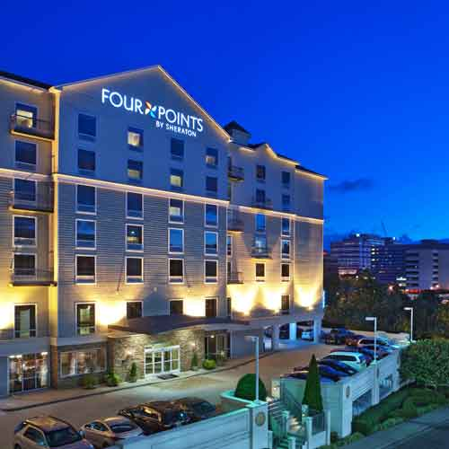 4 Four Points By Sheraton Knoxville Berland House Hotel