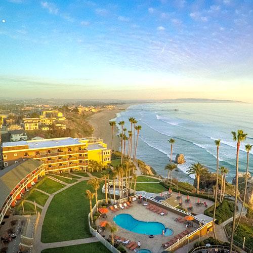 4. SeaCrest OceanFront Hotel. 2241 Price St. Pismo Beach, CA 93449