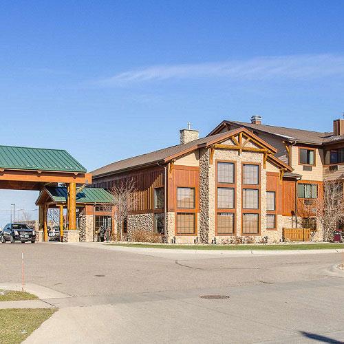 3 Best Western Plus Kelly Inn