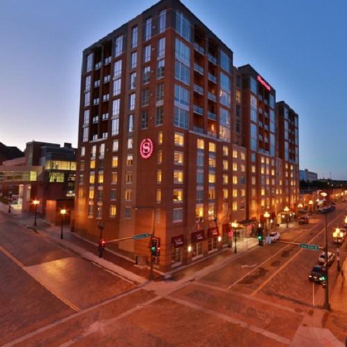 4 Sheraton Duluth Hotel