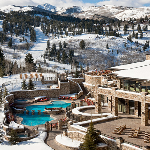 Park City Hotels >> Aaa Travel Guides Hotels Park City Ut