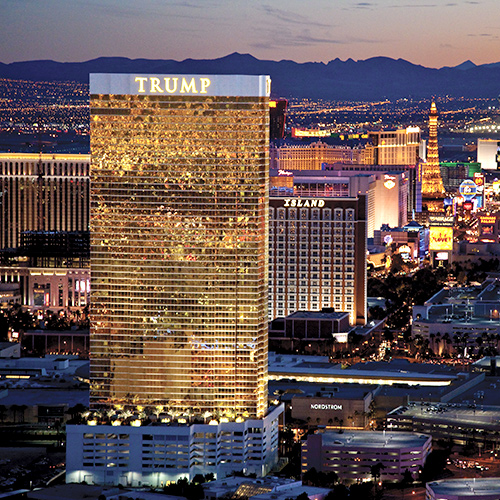 Aaa Insurance Reviews >> Trump International Hotel Las Vegas - Las Vegas NV   AAA.com