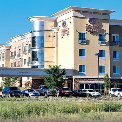 2 Comfort Suites Prescott Valley