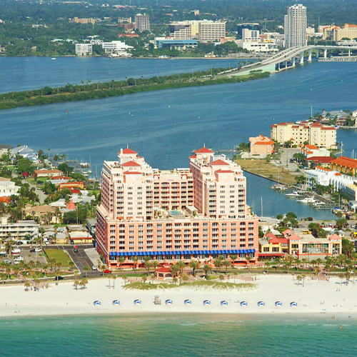 Aaa Travel Guides Hotels Clearwater Beach Fl