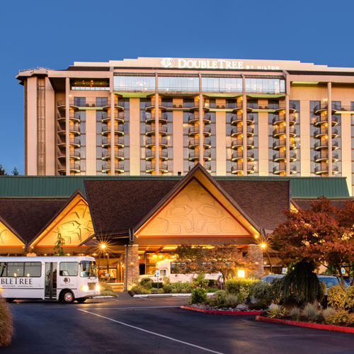 1 Doubletree By Hilton Hotel Seattle Airport