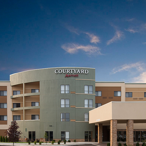 2 Courtyard By Marriott Bay City