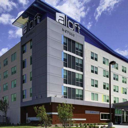2 Aloft Wichita Northeast