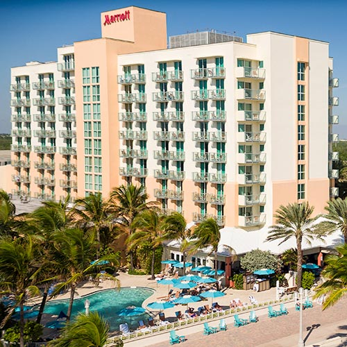 3 Hollywood Beach Marriott