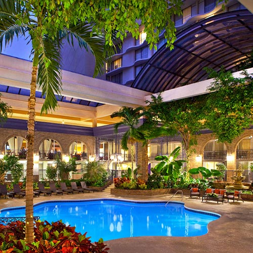 6 Sheraton Atlanta Hotel