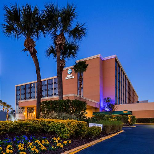 7 Best Western Orlando Gateway Hotel