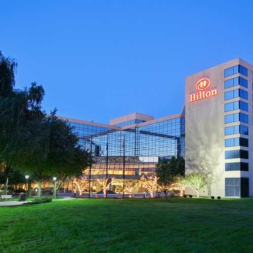 1 Hilton Stamford Hotel