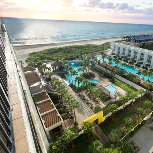 4 Pearl South Padre Hotel 310 Blvd