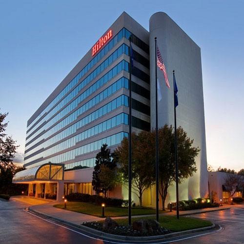 3. Hilton Greenville