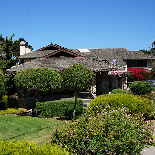 4. Monarch Resort. 1111 Lighthouse Ave. Pacific Grove, CA 93950. Book From  $220.00