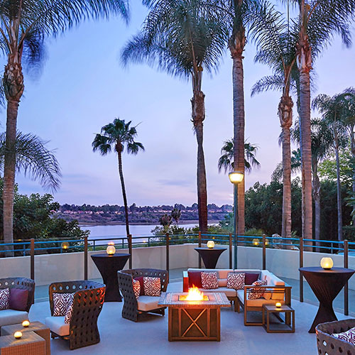 Newport Beach Marriott Bayview Hotel