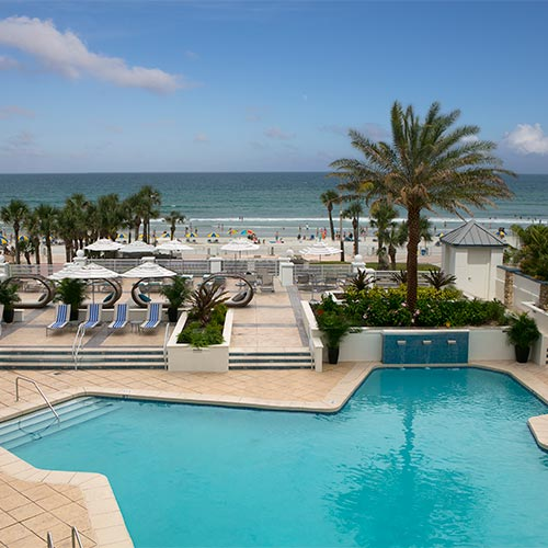 Celebrity Resort - Video of Beach Quarters Resort, Daytona ...