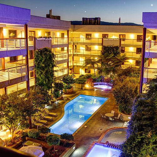 5. Cupertino Hotel