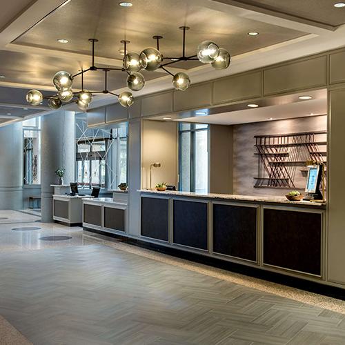 3 Marriott Bethesda Suites