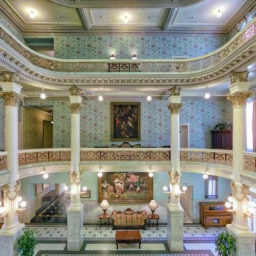The Historic Menger Hotel San Antonio Tx Aaa Com