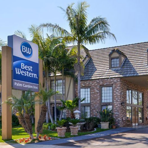 Best Western Palm Garden Inn   Westminster CA | AAA.com