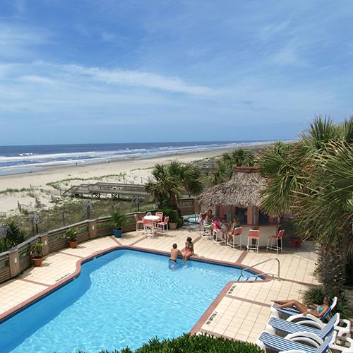 Ocean Isle Beach Nc: The Winds Resort Beach Club - Ocean Isle Beach NC