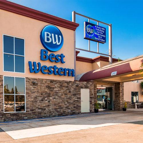 1 Best Western Canoga Park Inn