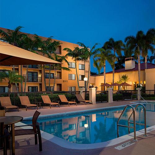 2 Courtyard By Marriott Boca Raton