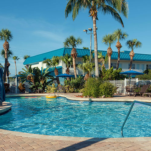 2 Best Western Cocoa Beach Hotel
