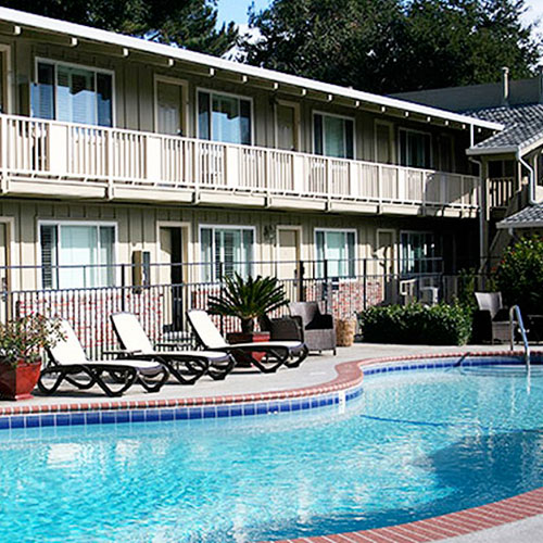 Country Inn Motel El Camino Real Palo Alto Ca