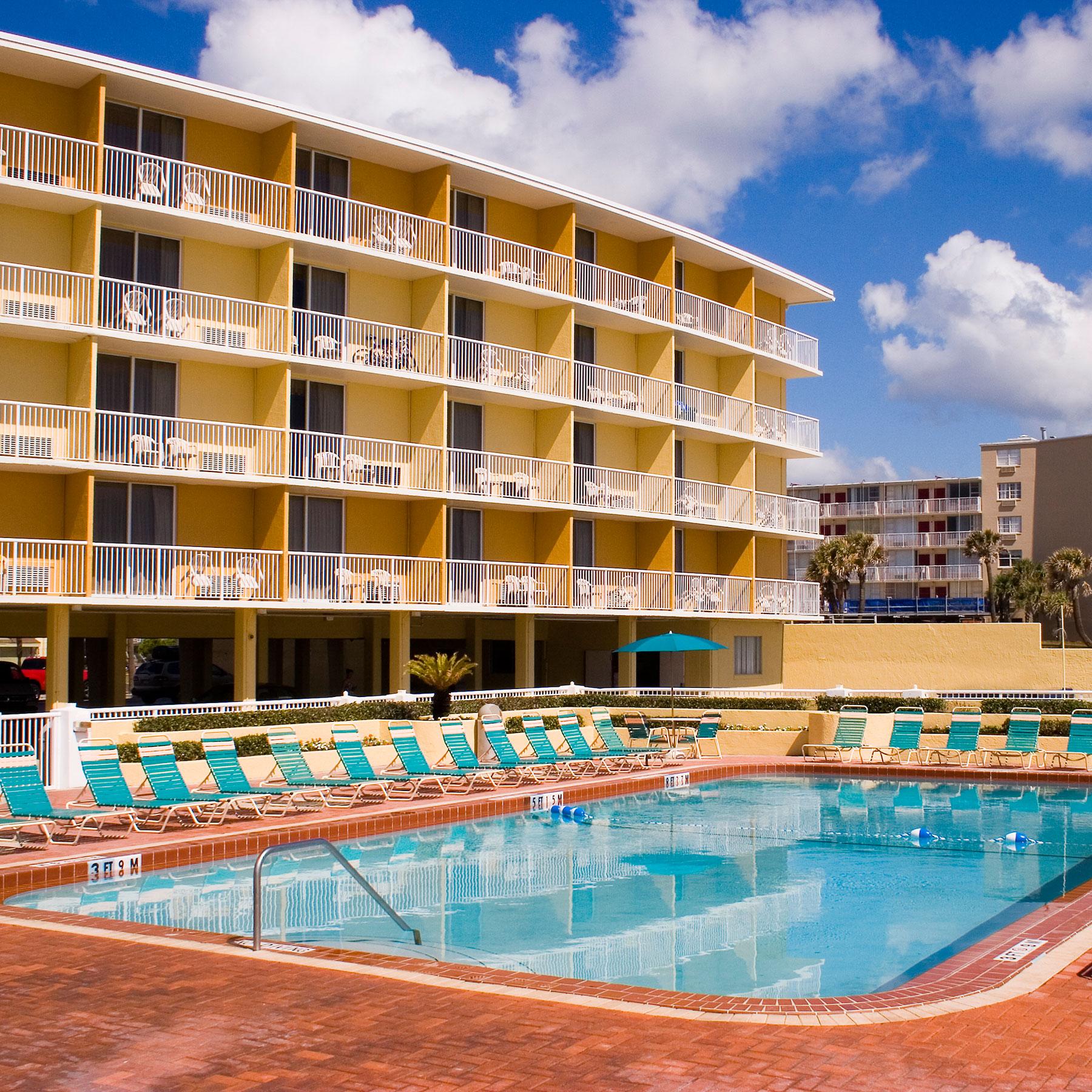 aaa travel guides hotels daytona beach fl - Hilton Garden Inn Daytona Beach Oceanfront