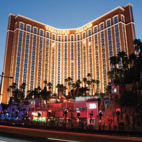 Treasure Island Ti Hotel Casino Las Vegas Nv