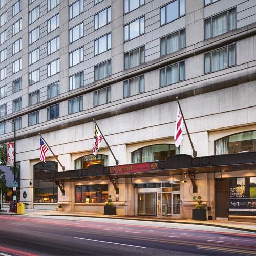 Aaa Insurance Reviews >> Washington Marriott at Metro Center - Washington DC | AAA.com