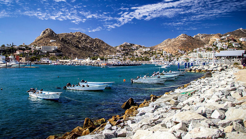AAA Travel Guides - Cabo San Lucas, BS on