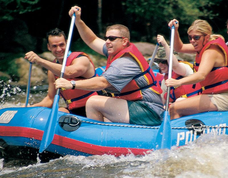 Aaa Travel Guides Pocono Mountains Area Pennsylvania