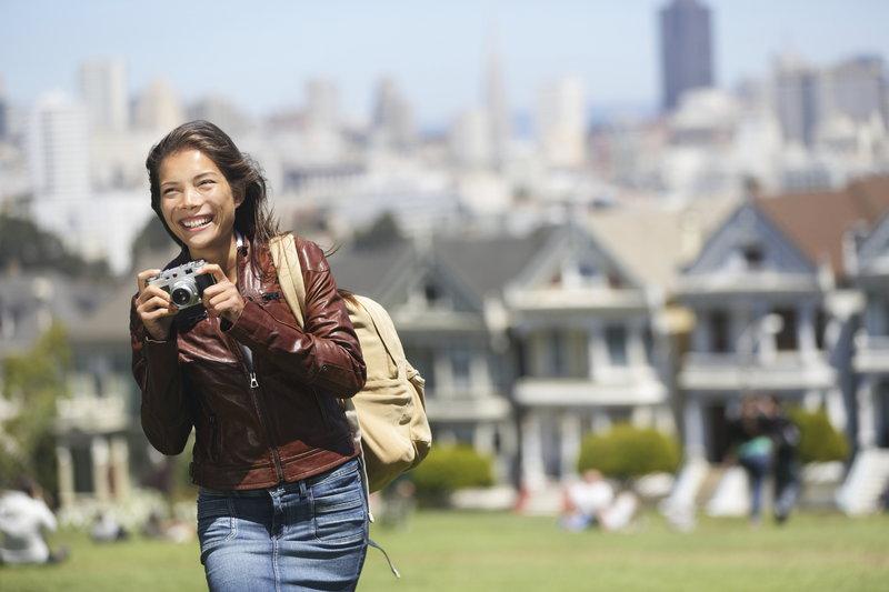 Aaa Walking Tour Of San Francisco