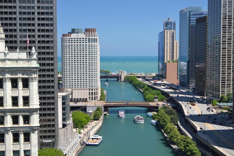 Mercury Boat Tours Chicago Il