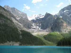 Lake Louise, Moraine Lake, Johnston Canyon