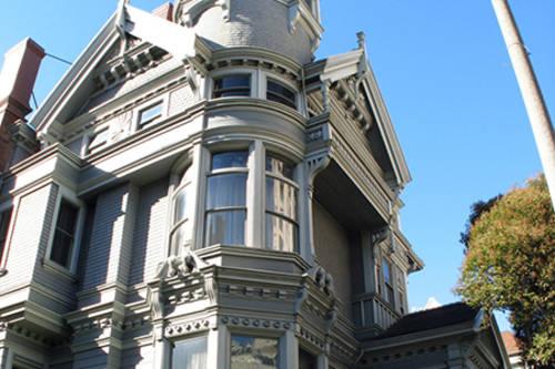 Haas Lilienthal House San Francisco Ca Aaa Com