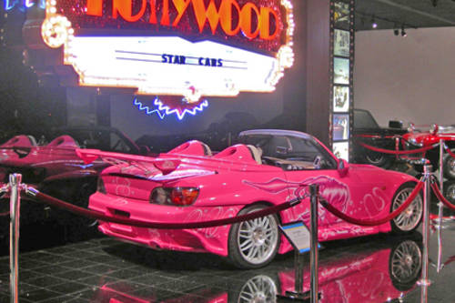 Los Angeles Automotive Museum